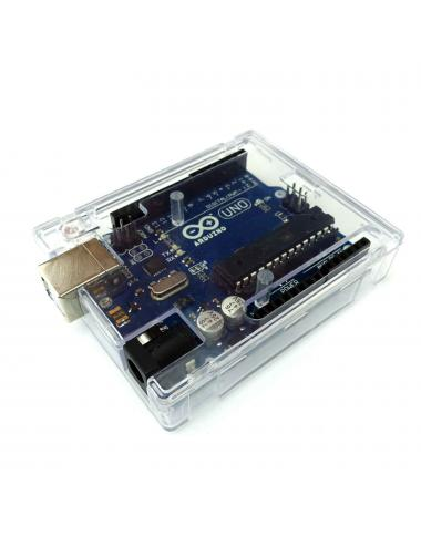 Obudowa dla Arduino UNO R3 przeźroczysta