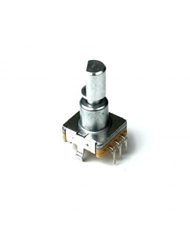 Impulsator enkoder 30 impulsów EC11 L 15mm