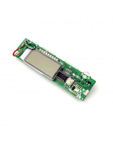 Moduł power bank z LCD 2x USB 1x micro USB 5V 2.1A 1A BMS