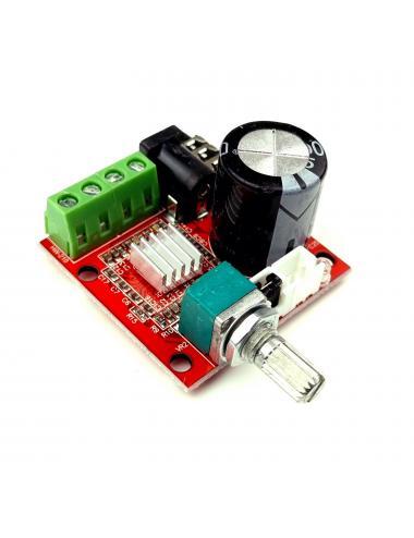 Moduł Wzmacniacza stereo 2 X 15W PAM8610 V2