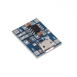 Ładowarka USB Li-ION TP4056 Micro USB microUSB