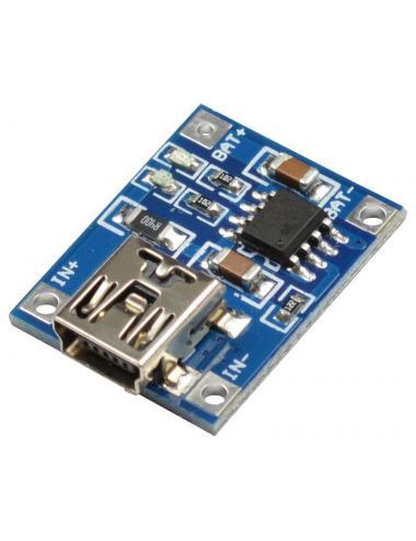 Ładowarka USB Li-ION TP4056 Mini USB miniusb