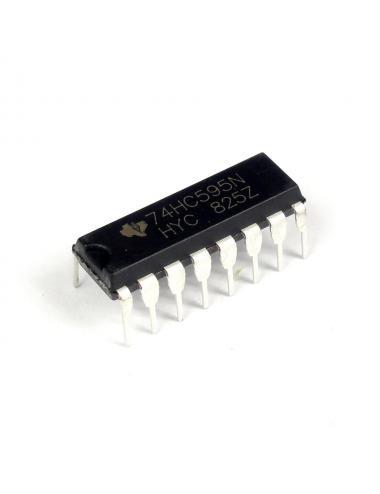 74HC595 Rejestr Przesuwny 8 Bit DIP16